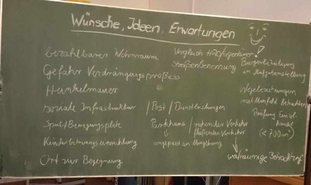 Einwohnerversammlung Februar 2015